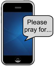 SMS_prayer_request