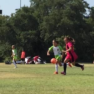 Kylie Soccer